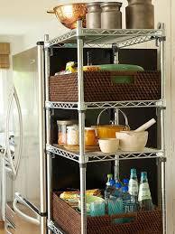 Savvy Ways to Store Food. Metal Shelving UnitsStorage ...