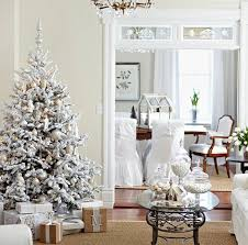 White chic X-Mas decor