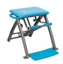 Malibu Pilates Chair Exercise Chart New Pilates Pro Chair With 4 Dvds By Lifes A Beach Ebay