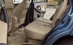 2011 Toyota RAV4 Limited V-6 First Test - Motor Trend