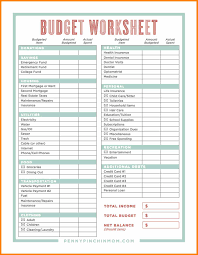 Make A Budget Spreadsheet Excel Home How Do You On To