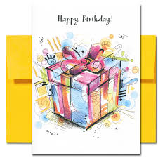 Happy Birthday Business Card Happy Birthday Cards For Business Partner Clients Use