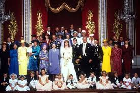 Prince andrew 'burst with ecstasy': Prince Andrew And Sarah Ferguson S 1986 Wedding Photos Fergie And Andrew S Wedding Details