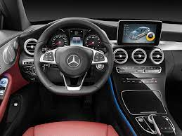 Standard amg styling and an abundance of standard luxuries highlight its athletically elegant body and acclaimed cabin. 2017 Mercedes Benz C Class Coupe Introduced