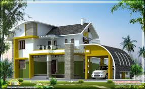 Kerala home design and floor plans: Contemporary luxury house ...
