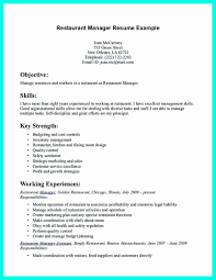 Food And Beverage Manager Resume Template Free Stock Photos
