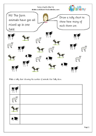 Tally Chart Farm