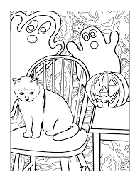 Get excited for october 31 with these cute halloween coloring pages for kids and toddlers. Halloween Coloring Pages For Older Kids Gift Of Curiosity