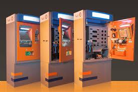 Ticket Vending Machines Adorable Ticket Vending Machine TVM Market 48 Global Tendency Init Omron