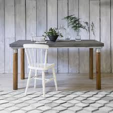 Concrete Top Dining Tables Top Table Designs From Atkin And Thyme Fresh Design Blog