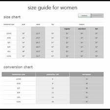Lululemon Australia Size Chart Lululemon Fit Guide Fitness And Workout