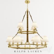 chandelier ralph lauren westbury double tier chandelier