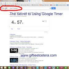 The Secret To Using Google Timer Organize Pinterest The Secret