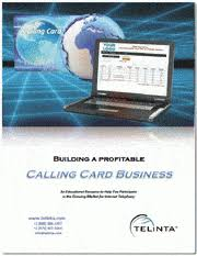 How To Start A Calling Card Business With Resellers Telinta