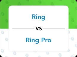 Ring Doorbell Comparison Chart 2019 Ring Vs Ring Pro Comparison Whats The Difference Between