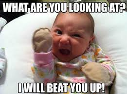 13 hilarious baby memes that will