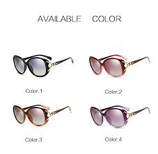 <b>HUHAITANG Luxury Brand oversized</b> Sunglasses Women Polarized ...