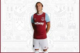 Hot promotions in west ham jersey on aliexpress: West Ham Unveil New 125th Anniversary Home Kit As Mark Noble Outlines Survival Inspiration Mirror Online