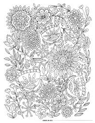 15 best coloring images on coloring sheets for s flowers coloring sheets for s flowers 48 best free printables