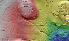 Boem Northern Gulf Of Mexico Deepwater Bathymetry Grid From