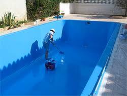 pool paint colorsPainting a Fiberglass Pool