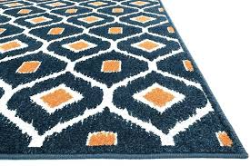 orange and blue area rug mistana hillsby white awesome red black rugs gray grey with