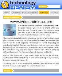a website review learnenglish teens british council