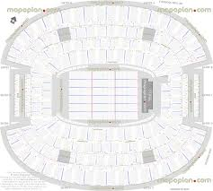 Cowboys Stadium Seating Chart With Seat Numbers Best