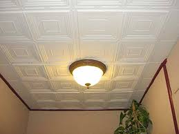 image of drop in ceiling tiles photo
