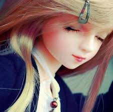 new cute doll images profile photo pics
