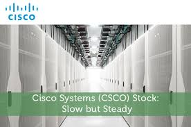 Csco Stock Quote Magnificent Cisco Systems CSCO Stock Slow But Steady Modest Money
