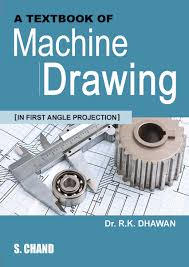 a textbook of machine drawing by er r k dhawan
