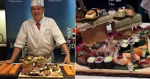 Sushi Cook This Msian Man Pursued Culinary Because Of Manga Today