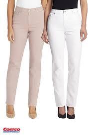 Gloria Vanderbilt Jeans Size Chart Gloria Vanderbilt Ladies Amanda Jean 2 Pack In 2019
