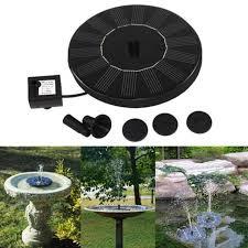 garden fountain modern solar power water fountains elegant outdoor solar powered bird bath water fountain