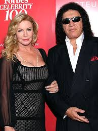 gene simmons wife wedding dress. gene simmons and shannon tweed get married! wife wedding dress m