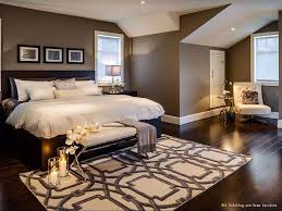 bedroom paint colors with dark brown furniture inspirational a warm and cozy bedroom with dark hardwood