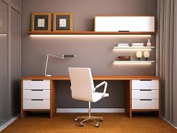 ikea home office design. Home Office Ideas Designer Stunning Design Idea  With Sleek Wooden Surfaces And . Ikea