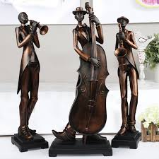 characters sculpture art decoration luxury living room furnishings