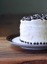 Mini White Chocolate Birthday Cake Karens Kitchen Stories
