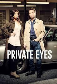 Private eyes Temporada 2 audio español