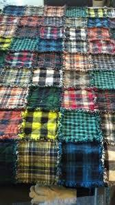 Plaid flannel rag quilt - peach button down shirt, mens fitted ... & Plaid flannel rag quilt - peach button down shirt, mens fitted short sleeve  button down Adamdwight.com