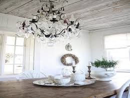 White Washed Wood Ceiling Dining Room Rustic Wood Cieling Beams Whitewashed Wood Ceilings