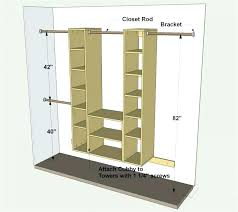 building closet shelves and rods complete how to build closet shelves clothes rods corner closet