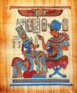 Роспись пирамид древнего египта
