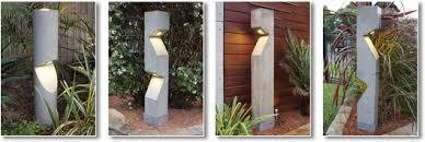 outdoor lighting effects. Concrete Bollard Outdoor Lighting. Rapid Effects Lighting R