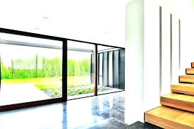 installing a sliding door ptio ides glass handle exterior barn hardware closet doors on laminate flooring