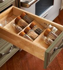 Image of: small kitchen drawer organizer
