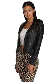 leather it on moto jacket