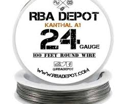 24 Gauge Kanthal Build Chart 15 Practical 24 Gauge Wire Coil Build Collections Tone Tastic